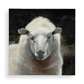 Lone Sheep Wall Art