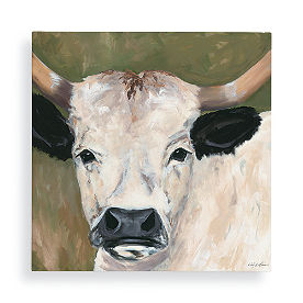 Buddy the Bull Wall Art