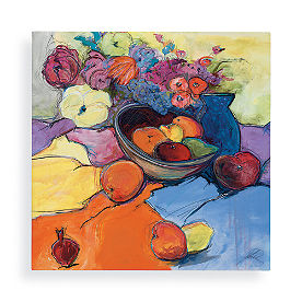 The Fruit Bowl Wall Art
