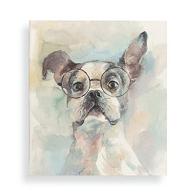 Smart Pup Wall Art