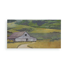 Banished Barn Wall Art
