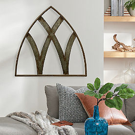 Arch Metal Wall Art