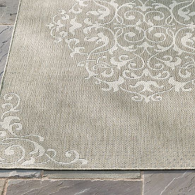 Vernazza Medallion Outdoor Rug