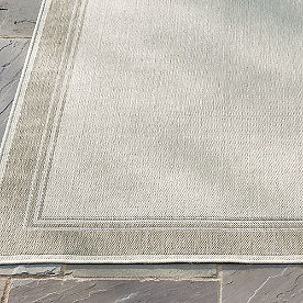 Vernazza Border Outdoor Rug
