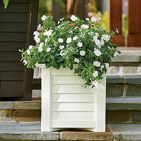 Plymouth Easy-Care Square Planter