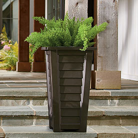 Plymouth Easy-Care Tapered Planter