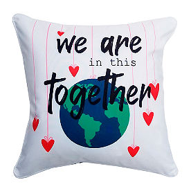 In This Together Pillow