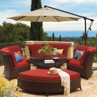 - Malibu Outdoor Furniture Collection Grandin Road