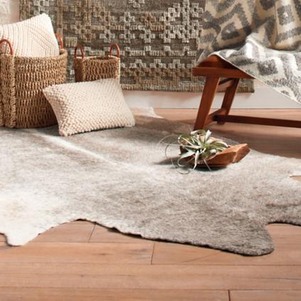 faux cowhide rug - Cow Hide Rug