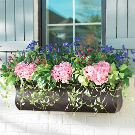 Brighton Window Box Planter
