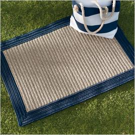 Bay Head Outdoor Rug & Mat