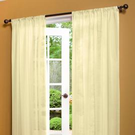 Weathershield Curtain Panel