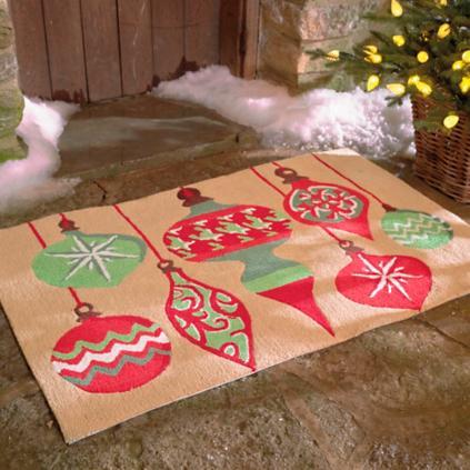 Christmas Ornaments Mat Grandin Road
