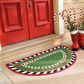 Harper Holiday Door Mat