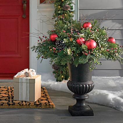 Christmas Front Door Mats