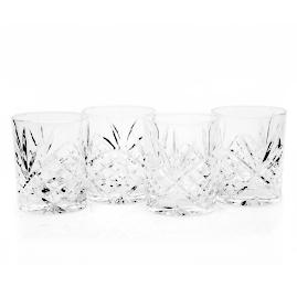 Set of 12 Dublin Double Old Fashioned Glasses