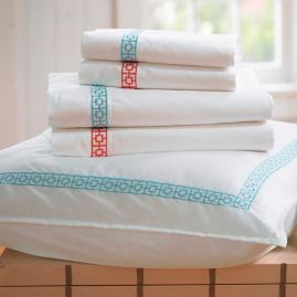 Trina Turk Palm Springs Block Sheet Set