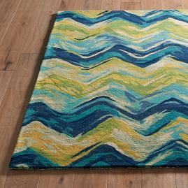 Kelsey Chevron Indoor Rug