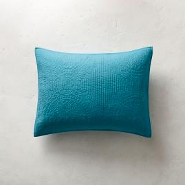 Charlotte Quilted Pillow Sham