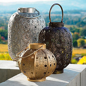 Filigree Outdoor Lantern