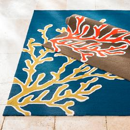 Coral Coast Outdoor Rug