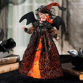 Mark Roberts Gypsy Witch Figure