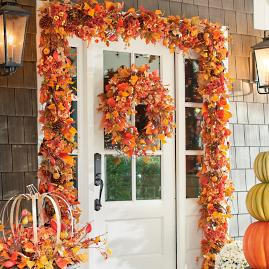 Harvest Moon Garland