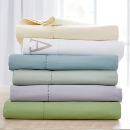 Hemstitch Sheet Set