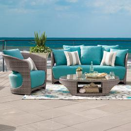 Angela Outdoor Seating Collection