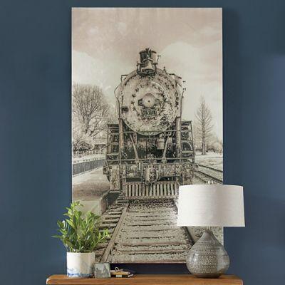 Freight Train Artwork Grandin Road