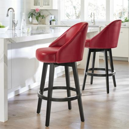 Isaac Swivel Bar Counter Stool