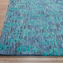 Linwood Leaf Rug