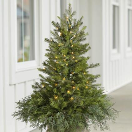 Faux Christmas Tree Sale