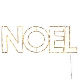 NOEL Micro Light Sign
