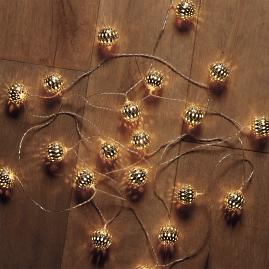 Decorative Metal String Lights