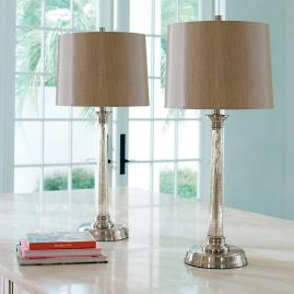 Brooks Table Lamps, Set of Two