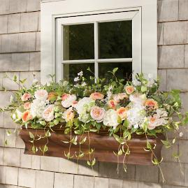 Spring Morning Window Box Filler