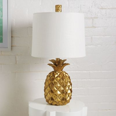 Pineapple Table Lamp Grandin Road