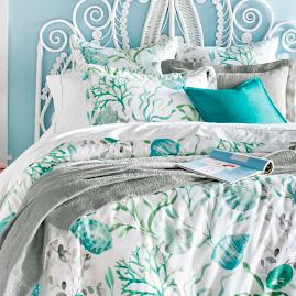 Cayman Duvet Cover