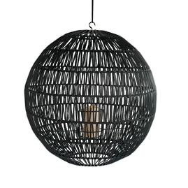 Outdoor Hanging Globe Lantern