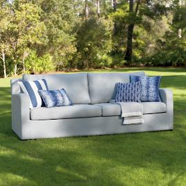 Glen Arbor Upholstered Outdoor Sofa