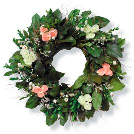 Parisian Garden Wreath