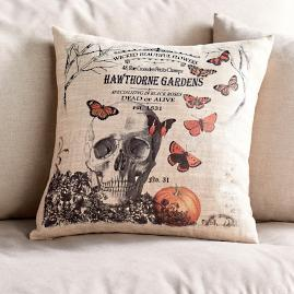 Hawthorne Gardens Pillow