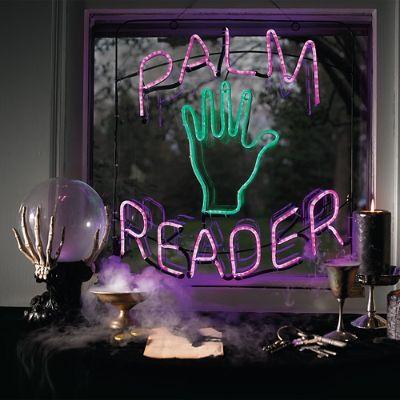 Quot Palm Reader Quot Neon Sign Grandin Road