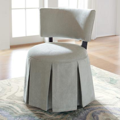 Hannah Skirted Chair