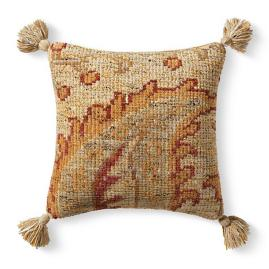 Surat Beige Pillow