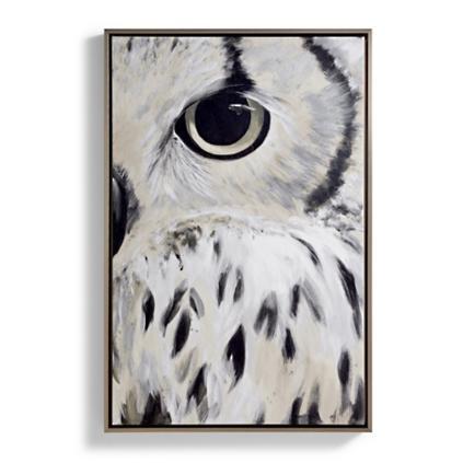 Olsen Owl Wall Art II Part 30