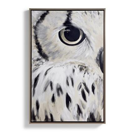 Olsen Owl Wall Art I Part 47