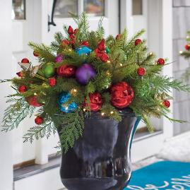 Merry and Bright Cordless Urn Filler