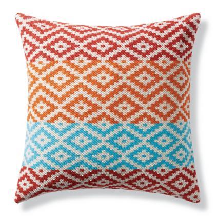 Lockhart Outdoor Floor Pillow | Grandin Road